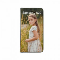 Etui personnalisé pour samsung galaxy A20 l'aide d'une photo