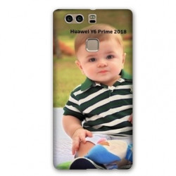 Coques souples PERSONNALISEES Huawei Y6 Prime 2018