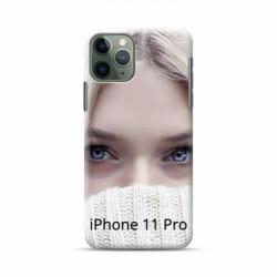 coque personnalisée en gel silicone souple pour iPhone 11 Pro