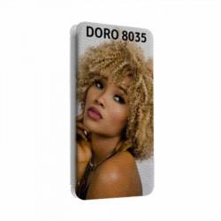 Etui personnalisé pour Doro 8035 à l'aide d'une photo