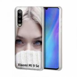 Coques souples PERSONNALISEES Xiaomi Mi 9SE