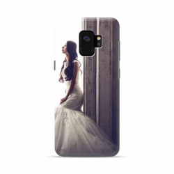 Coque personnalisée Samsung galaxy S9 à l'aide d'une photo