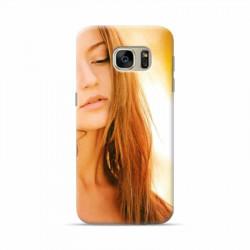 Coque personnalisée pour Samsung Galaxy S7 EDGE à l'aide d'une photo