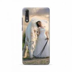 Coque personnalisée pour Huawei P20 à l'aide d'une photo