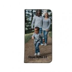 Etui rabattable personnalisé portefeuille pour Oppo Reno 2Z