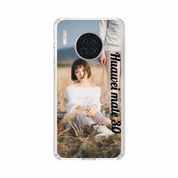 Coques souples PERSONNALISEES Huawei Mate 30