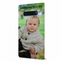 Etui personnalisé pour samsung Galaxy S10 5g a l'aide d'une photo