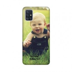 Coques souples PERSONNALISEES Samsung Galaxy A51