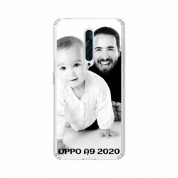 Coques souples PERSONNALISEES pour oppo A9 2020