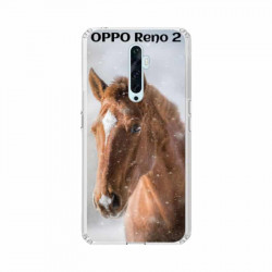 Coques souples PERSONNALISEES pour oppo Reno 2
