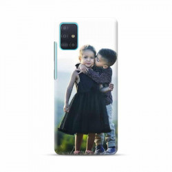 Coques souples PERSONNALISEES pour Samsung Galaxy A71
