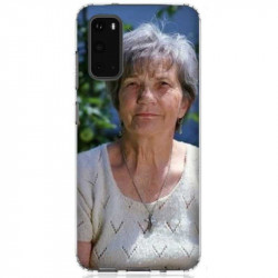 Coques souples PERSONNALISEES Samsung Galaxy S20 plus