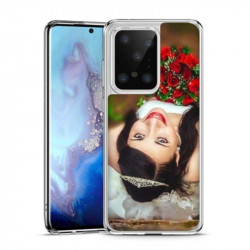 Coques souples PERSONNALISEES Samsung Galaxy S20 ultra