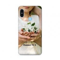 Coques souples PERSONNALISEES Huawei Y6 S